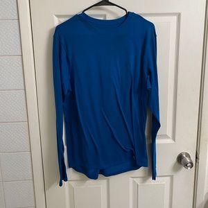 Lululemon Somatic Long Sleeve Shirt